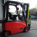 used forklift linde series 386 E16 U78585 4
