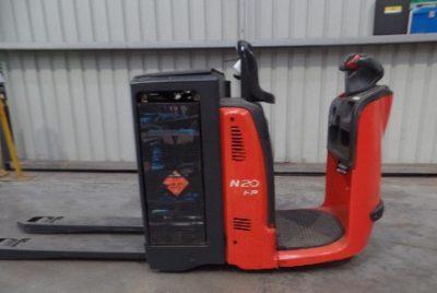 used forklift linde series 132 n20-n24hp electric order picker-U20116.1